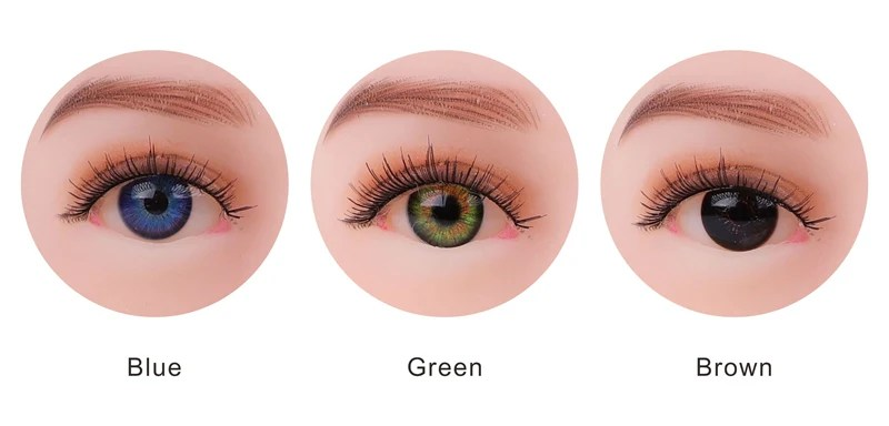 Sex Doll Eyes Color