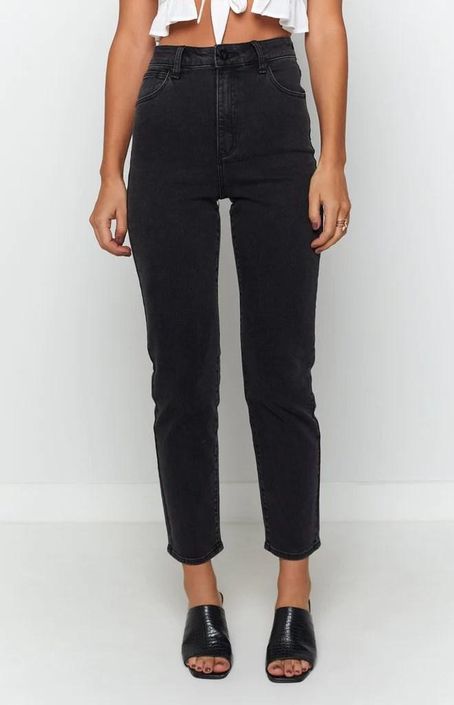Abrand A '94 High Slim Jeans 90210 9