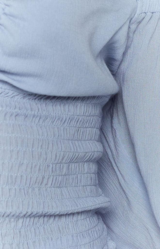 Harmony Long Sleeve Top Blue 7