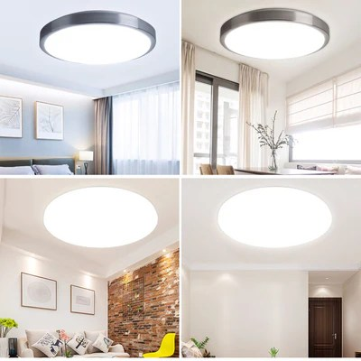 led ceiling light living room ideas to decorate your apartment lighting fixture modern lamp bedroom kit kitchen bathroom surface mount remote control