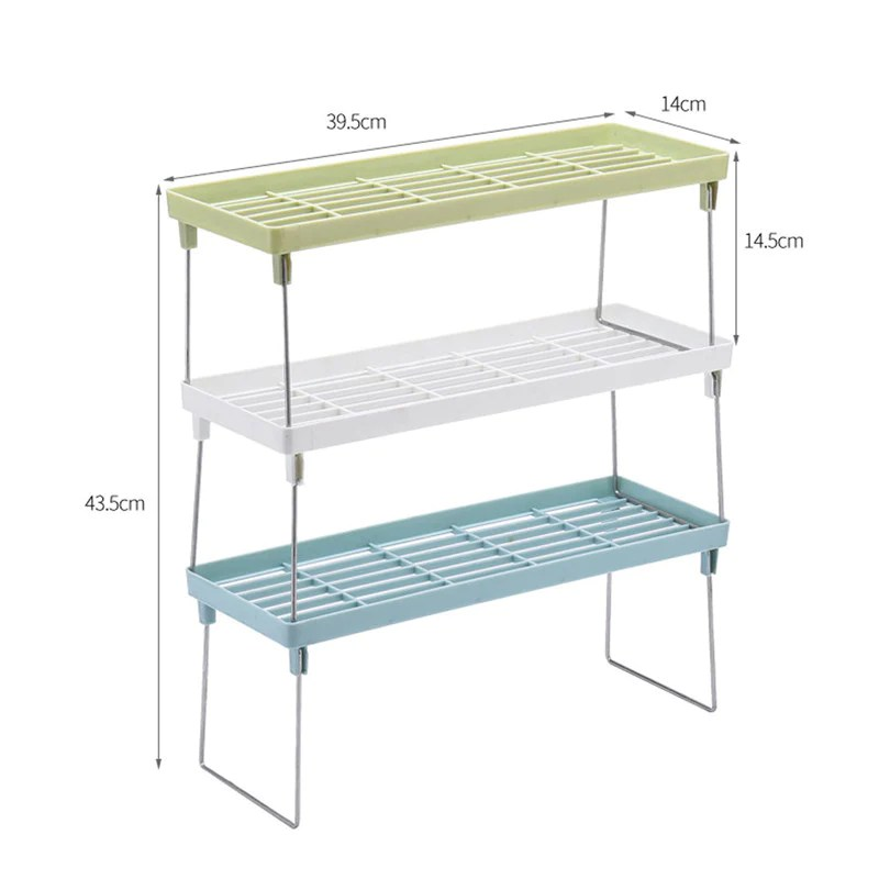 standing rack kitchen storage