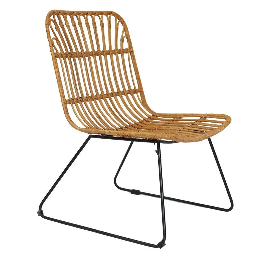 Rattan Accent Chair Yunee Rattan Accent Chair