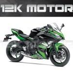 Green Color Aftermarket Fairing Kit Fit Kawasaki 2017 2019 Ninja 650 𝗙𝗮𝗶𝗿𝗶𝗻𝗴𝘀 𝟭𝟮𝗞 𝗠𝗼𝘁𝗼𝗿