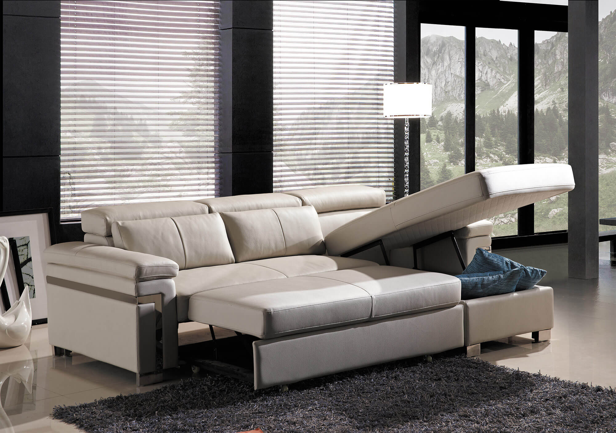 sylvia sofa bed