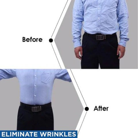 shirt stays thigh for eliminate wrinkles