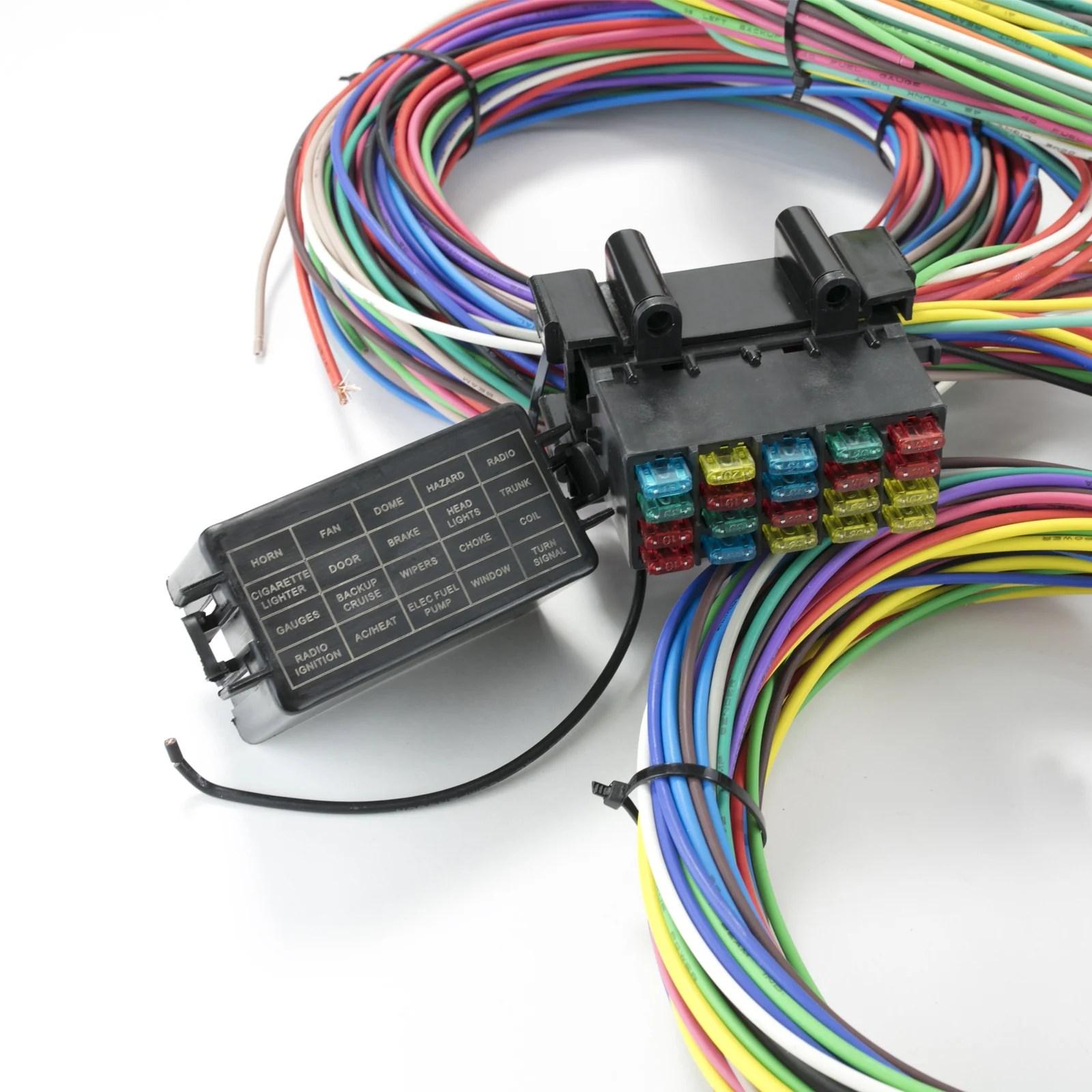 wiring harness universal 240z 260z 280z 510 [ 1600 x 1600 Pixel ]