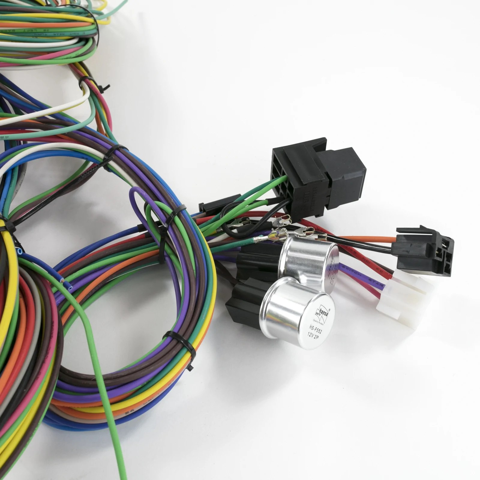 medium resolution of wiring harness universal 240z 260z 280z 510 z car depot 280z new wiring harness 280z wiring harness