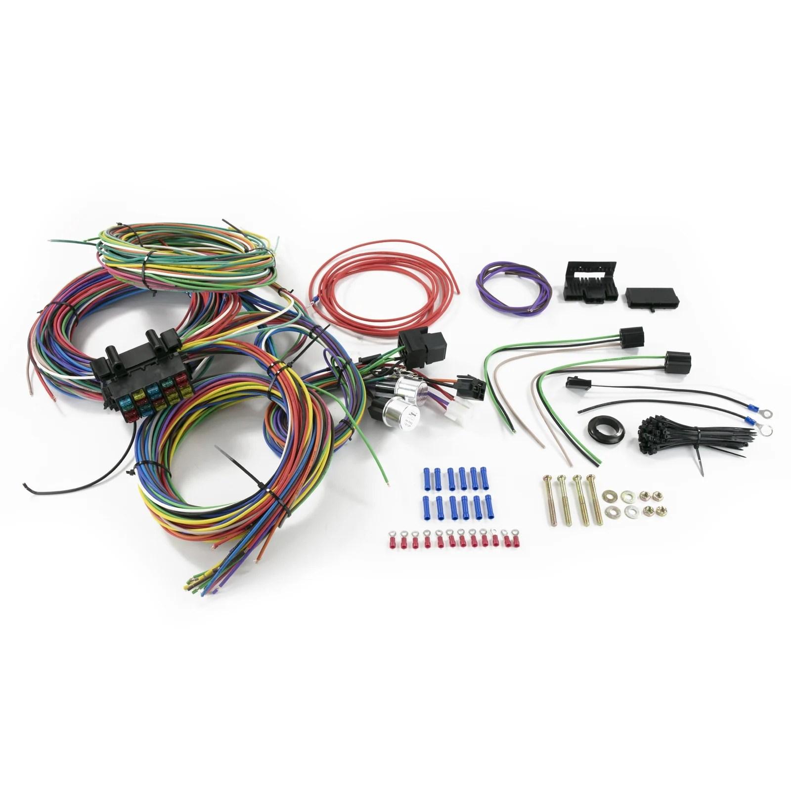 wiring harness universal 240z 260z 280z 510 z car depot 280z ez wiring harness 280z wiring harness [ 1600 x 1600 Pixel ]