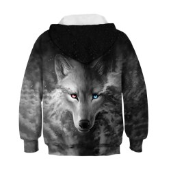 hoodies wolf galaxy sweatshirts animal novelty boys teen 3d autumn sweatshirt spring dhgate