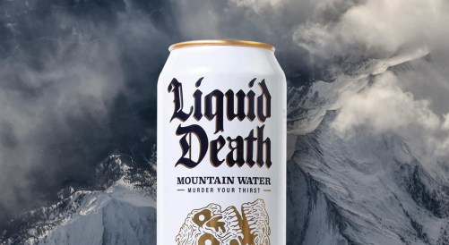 Image result for liquid death