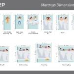 Mattress Sizes Bed Size Dimensions Guide 2020 Canada Usa Eu Gotta Sleep