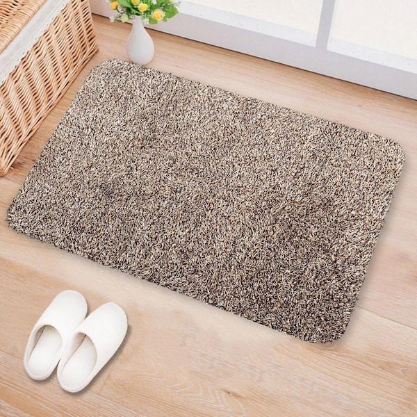 tapis super absorbant antiderapant retient la salete et l humidite