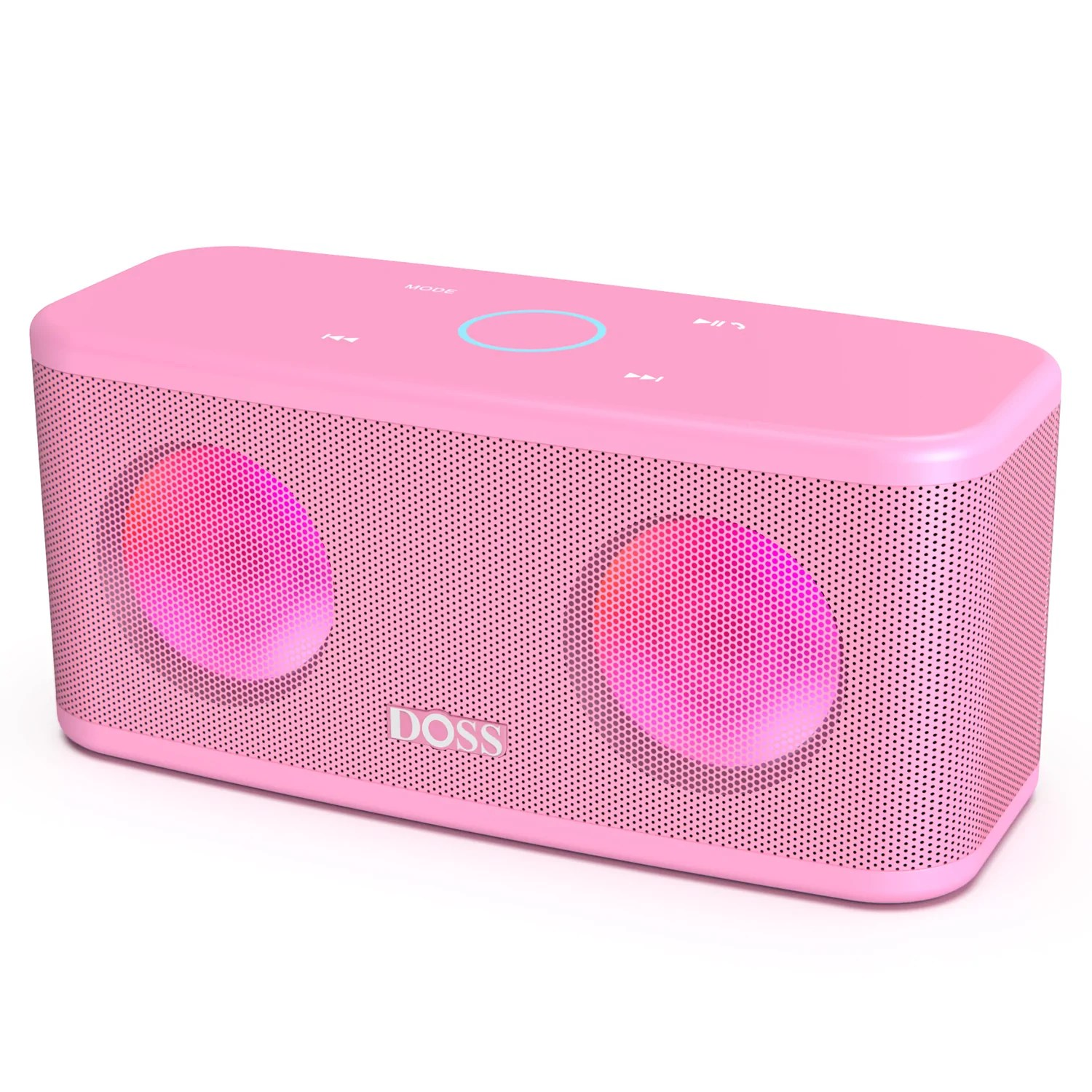 For Doss Soundbox Xl Bluetooth Speakers New Daul Driver Wireless Bluetooth H Portable Audio Headphones Audio Player Docks Mini Speakers