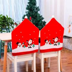 Chair Cover Christmas Decorations Heated Fishing Covers Precisgifts Sale