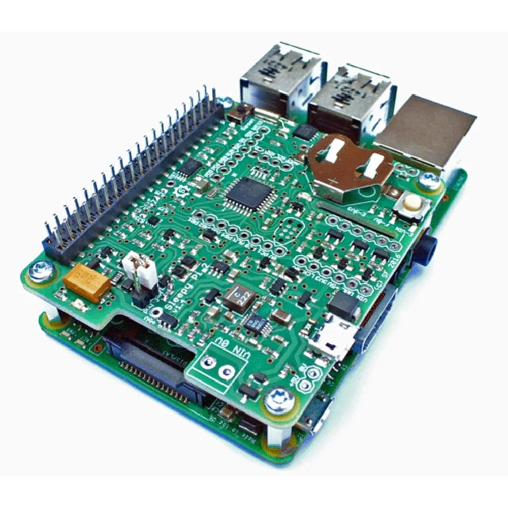 Sleepy Pi 2 – Micro USB B Australia — Little Bird Electronics