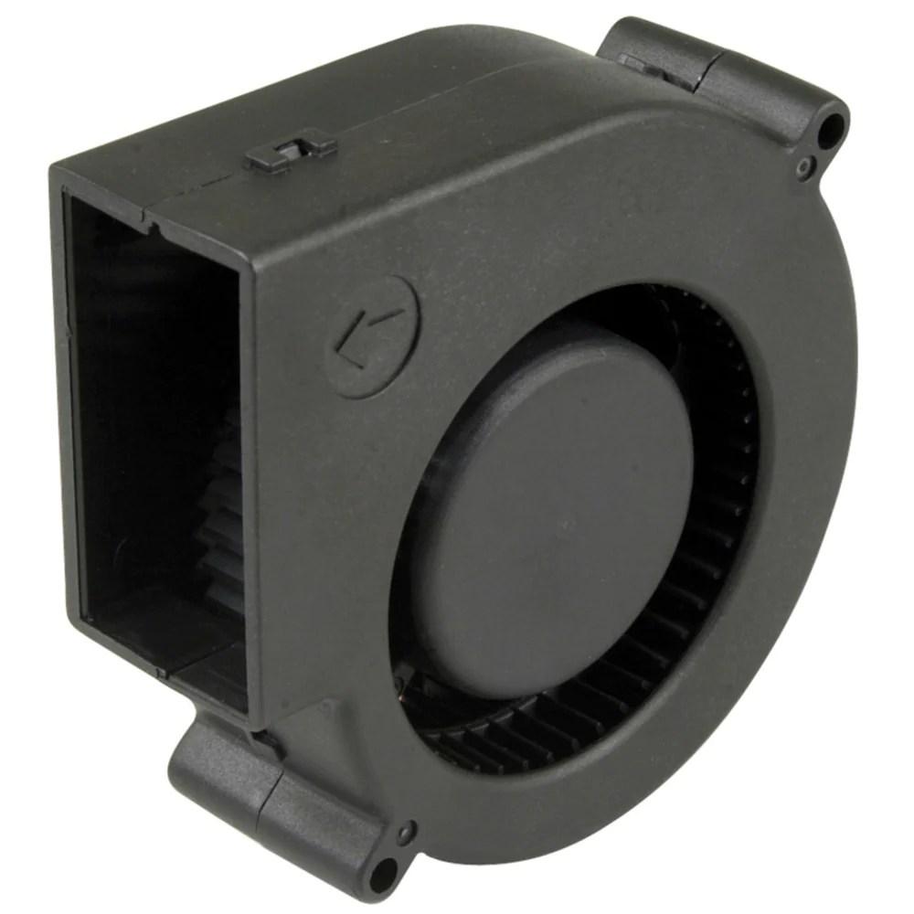 medium resolution of 97mm x 94mm 12v dc blower fan ball bearing 2 wire