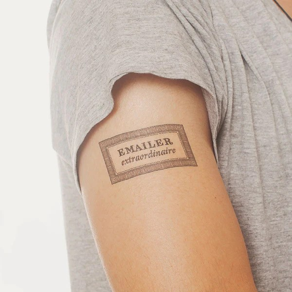Tattly tatoos