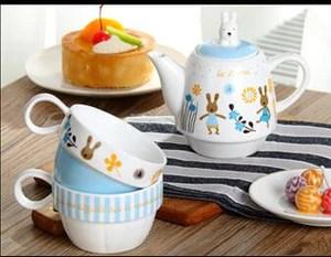 children s stacking tea