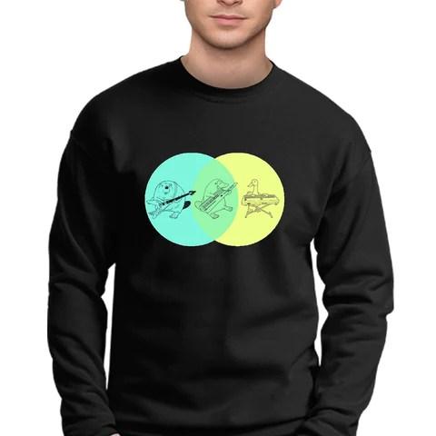 platypus venn diagram car horn wiring with relay keytar men s sweatshirts vicstore online black