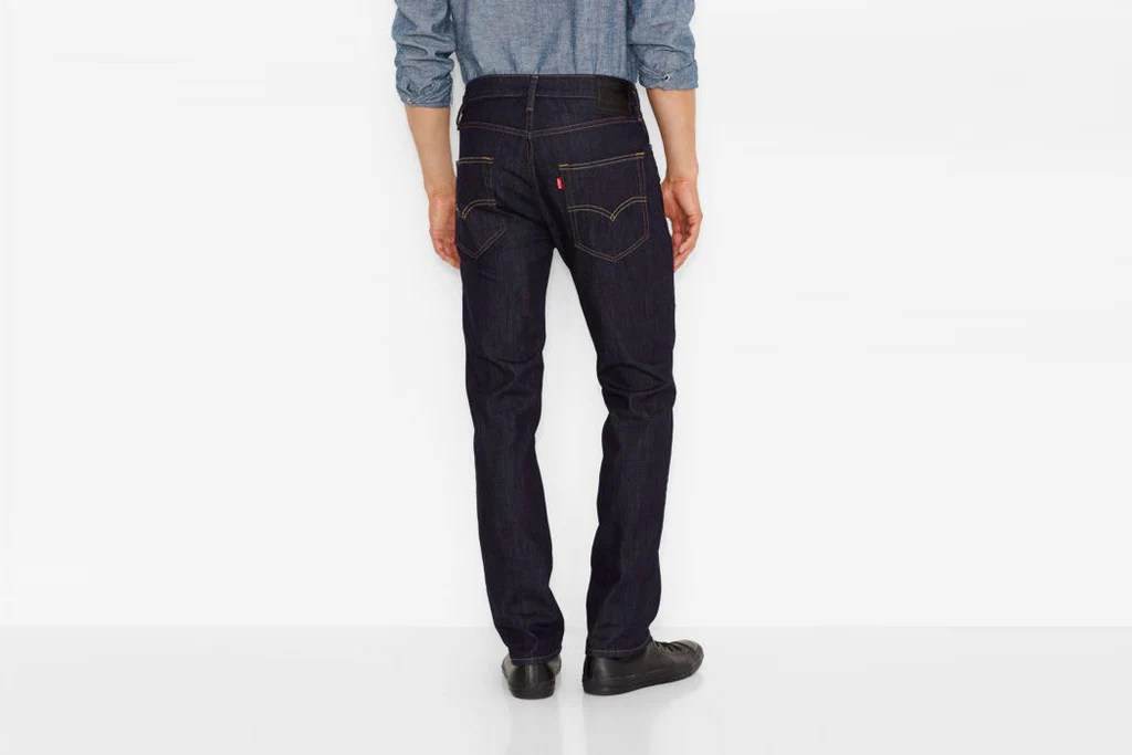 Levis Commuter Bike Jeans