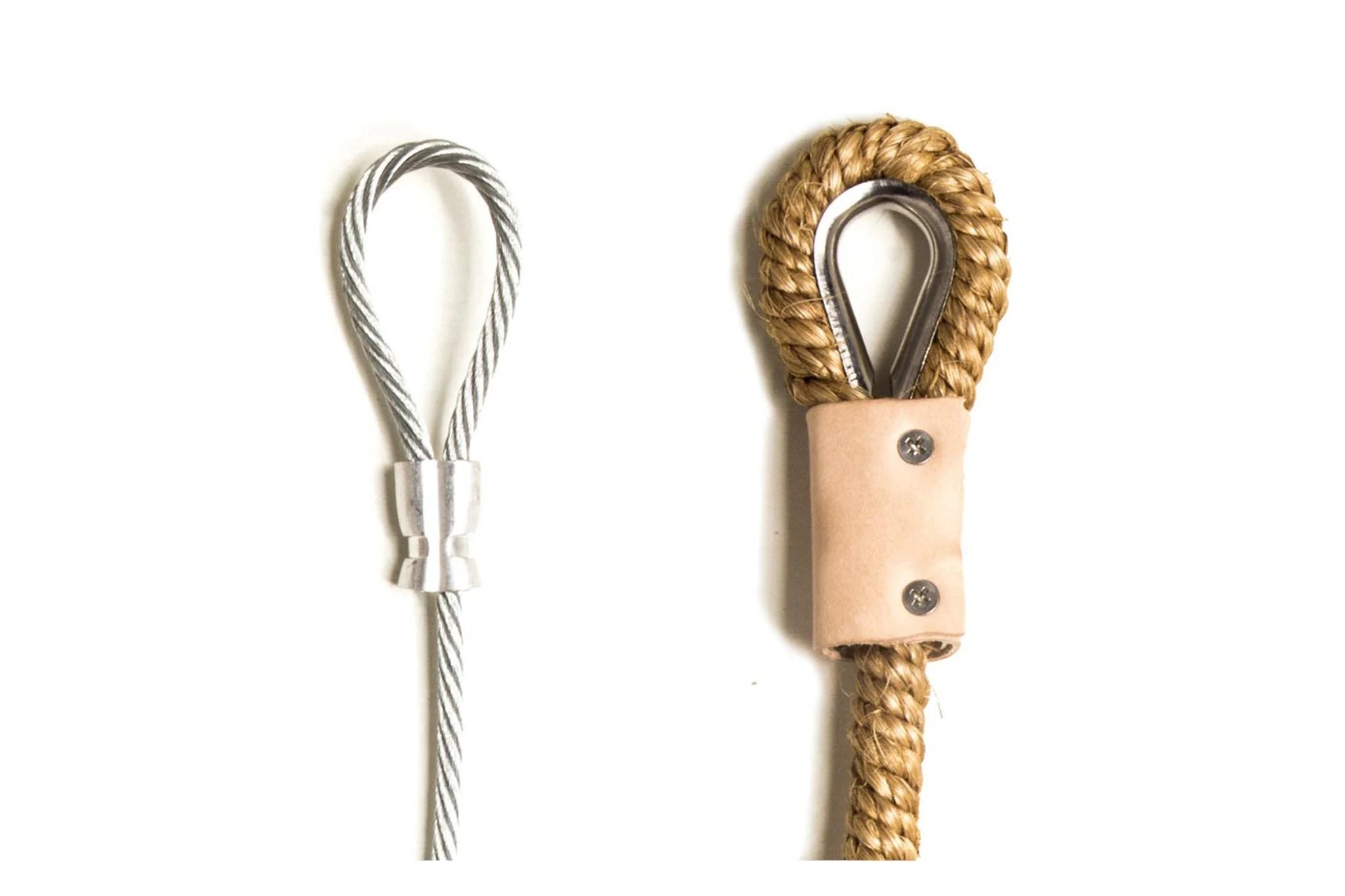hight resolution of rope locks