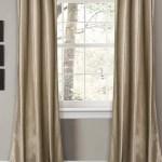 Premium Velvet Curtains Pair Beige Primal