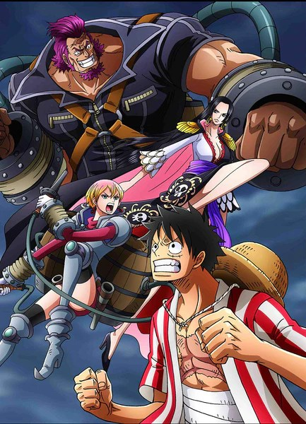 One Piece Episode 800 : piece, episode, Piece, Filler, Luffy