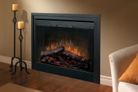Dimplex 33 inch Deluxe Electric Fireplace Insert - Firebox ...