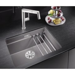 Buy Undermount Kitchen Sink Chair Cushion Blanco Etagon 500 U Infino In Silgranit This Item Puradur