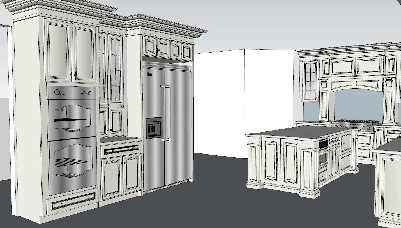 kitchen designer and bath remodeling contractors 3d design rendering blueprint vvprise we are america s number 1 online upgrade
