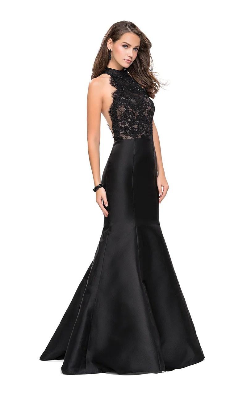La Femme 24778cl Dress