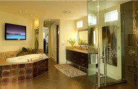 Bathroom Design Trends: Miami Style  Rotator Rod