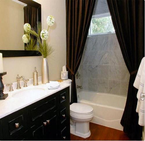 contemporary shower curtain ideas