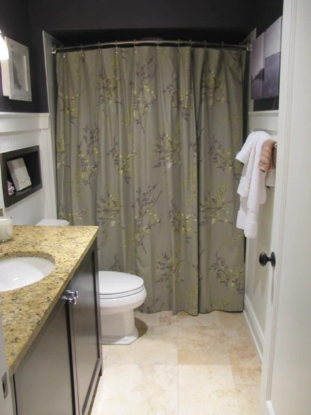 Quick Fix Bathroom Ideas Expand Shower Space Easily with
