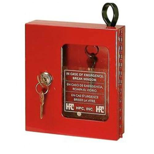 HPC BREAK GLASS KEY CABINET  The Lock Shop