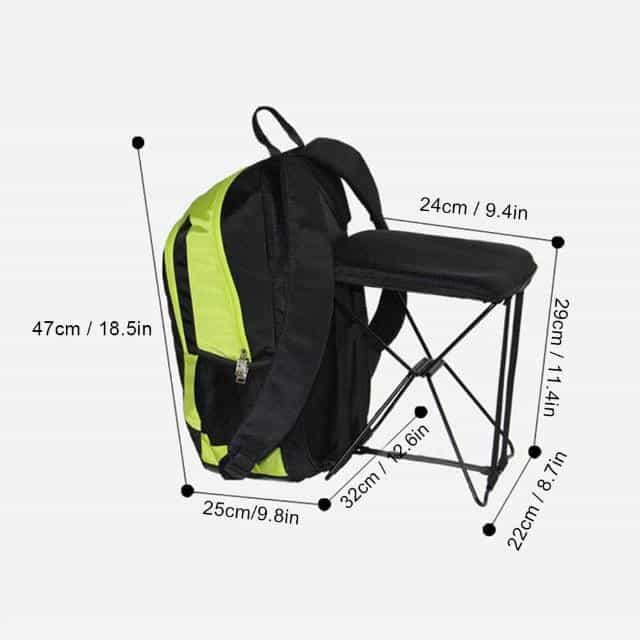 Folding Chair Backpack Folding Chairs Bag Backpack Online Shopping City Shop Express