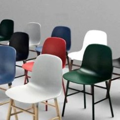 Modern Art Chair Covers And Linens Outdoor Hanging Egg Australia Form By Normann Copenhagen – The Shop