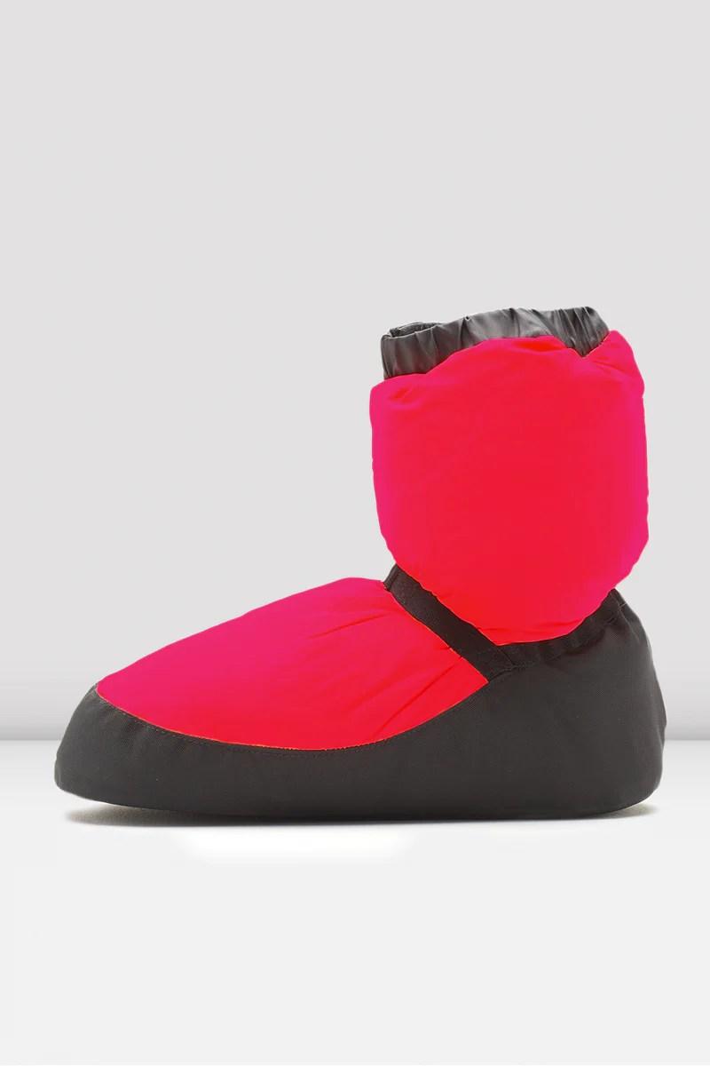 adult warm booties fluorescent