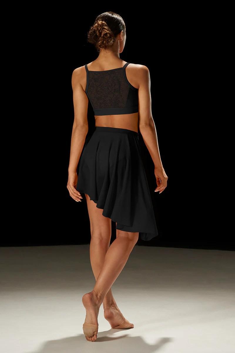 ladies mirella lace skirt