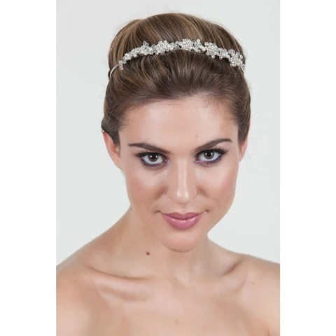 rea headband happily ever borrowed justine m couture