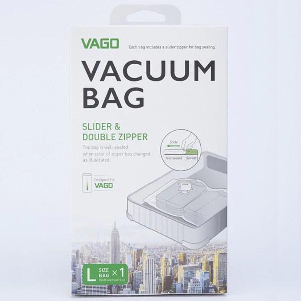 臺灣 VAGO 旅行真空壓縮神器– 真空袋 – TRAVEL WITH US 行李部