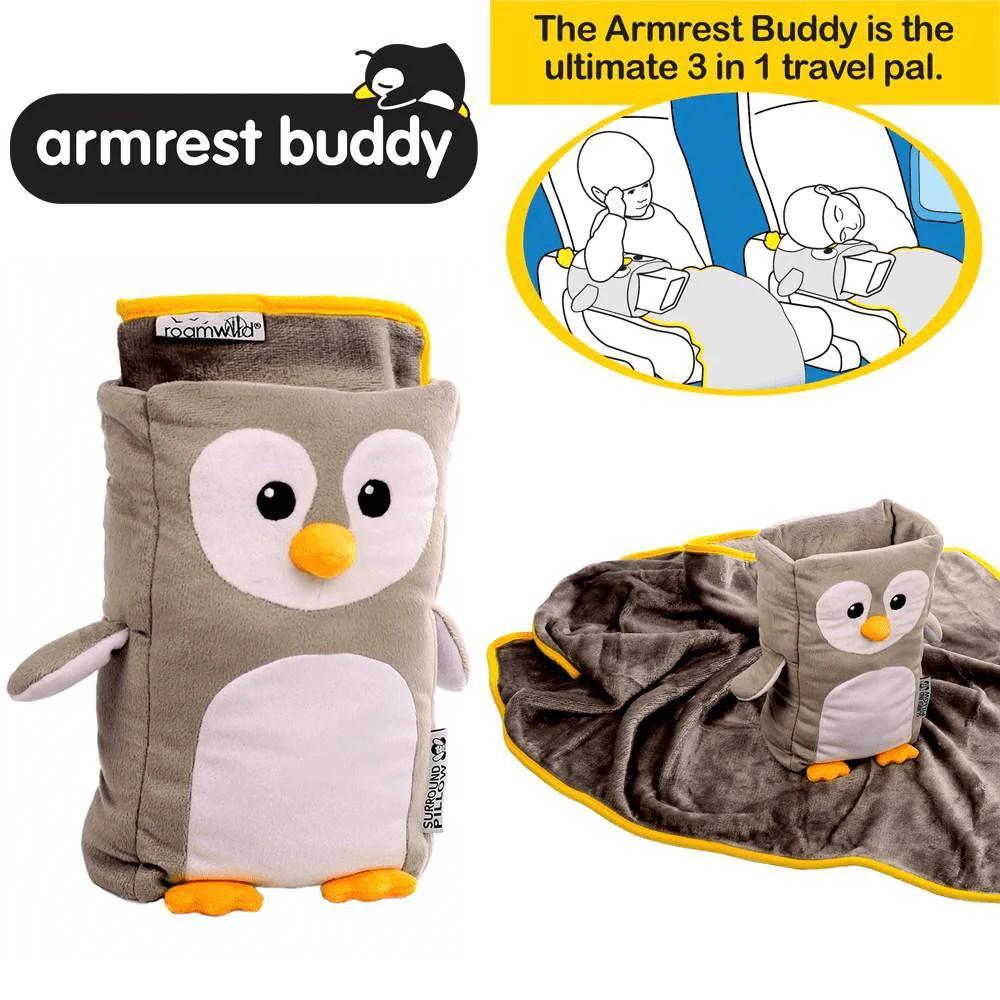 children s travel blanket and pillow