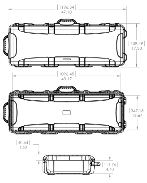 small resolution of dimensions of the nanuk 990 ar 15 hard case