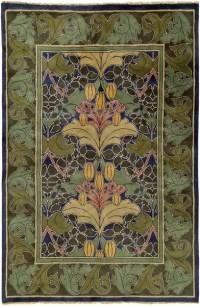 Lily & Vine 1  Guildcraft Carpets
