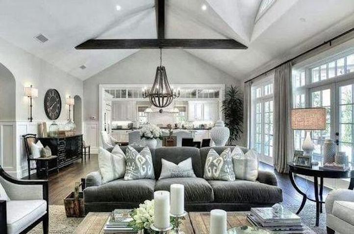 beautiful living room images interior design ideas narrow 8 hamptons style rooms that will inspire you inspiration in these