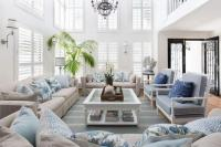 21 Insanely Gorgeous Hamptons Style Living Rooms to ...