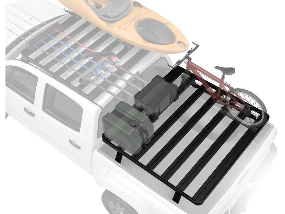 front runner 2005 2019 tacoma slimline ii load bed rack kit free shipping