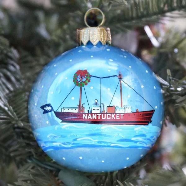 Nantucket Noel Holiday Lightship 2016  Andersons Nantucket