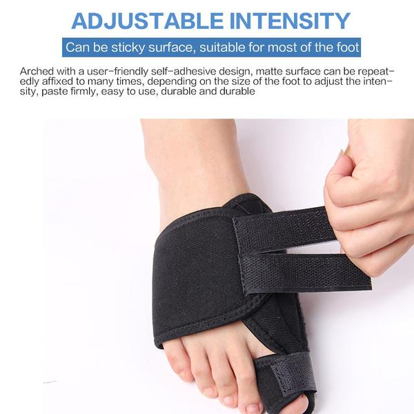 Orthopedic Bunion Corrector (wear at night) - Adjustable ...