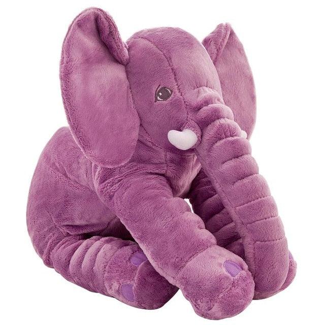 large comfy elephant pillow kidsfam